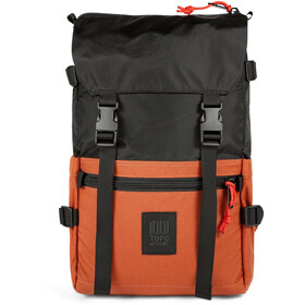 Topo Designs Rover Sac, black/clay